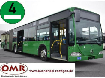 Gradski autobus Mercedes-Benz O 530 G / orginal KM / A23 / Lion's City