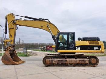 CAT 336DL Good working condition  - bager gusjeničar