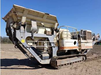 Metso LT96 Low hours crusher  - drobilica