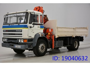 Kiper DAF 2300 Turbo