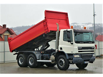 Kiper DAF CF 75.360 Kipper+Bordmatic 5,20m Top Zustand!