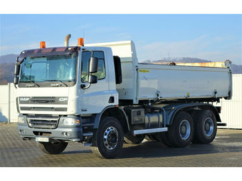 DAF CF 75.360 Kipper+Bordmatic 5,20m  Top Zustand!  - kiper