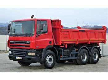 Kiper DAF CF 85.380 Kipper+Bordmatic 5,20m Top Zustand!