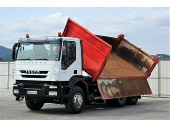 Kiper IVECO 410 Billencs. bordmatic