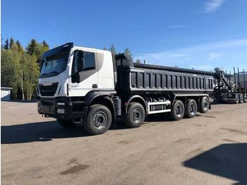 IVECO Trakker AT 410T50 - kiper