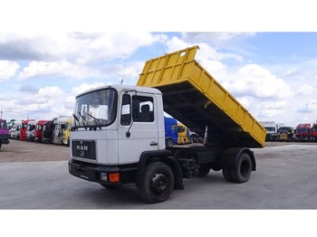 MAN 17.192 (FULL STEEL SUSPENSION / 6 CYLINDER / MANUAL PUMP) - kiper