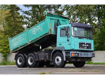 Kiper MAN 26.403 6x4 model 1996 - TIPPER