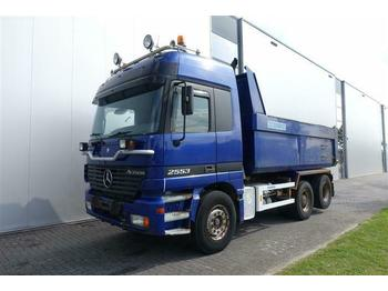 Mercedes-Benz ACTROS 2553 6X2 EPS FULL STEEL HUB REDUCTION  - kiper