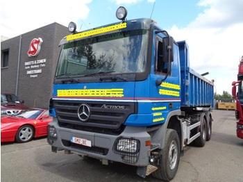 Kiper Mercedes-Benz Actros 3344 Double System Tractor/tipper
