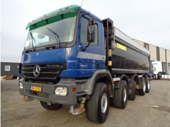 Kiper Mercedes-Benz Actros 5044 + MANUAL + KIPPER + 23 M3 + CAMERA