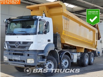 Kiper Mercedes-Benz Axor 4140 B 8X4 Manual SteelSuspension Big-Axle Euro 5
