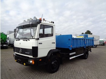 Kiper Mercedes-Benz Ecoliner 1317 + Manual + Pto + Kipper: slika kiper Mercedes-Benz Ecoliner 1317 + Manual + Pto + Kipper