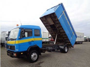 Kiper Mercedes-Benz Ecoliner 1317 + Manual + Pto + Kipper