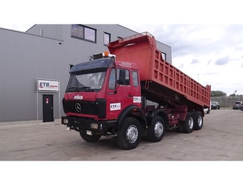 Mercedes-Benz SK 3535 (BIG AXLE / V8 / STEEL SUSPENSION / LAMES / GRAND PONT) - kiper