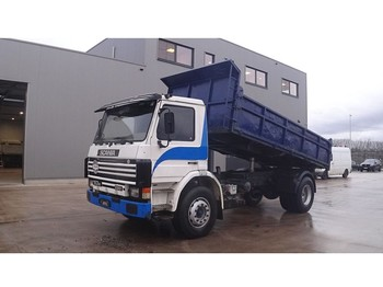 Kiper Scania 93 - 280 (FULL STEEL SUSPENSION / MANUAL PUMP & GEARBOX)