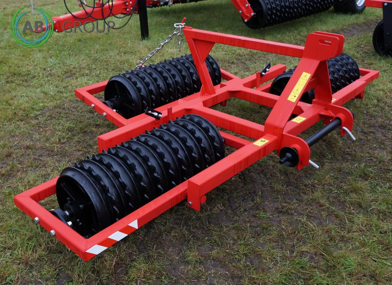 Valjak za poljoprivredna gospodarstva Agro-Factory Cambridge roller Trio  3 4 500 mm / Wał posiewny trio — 3847597