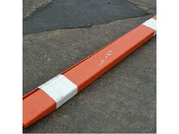"72"" Fork Extension to suit Forklift (2 of) - vilice"