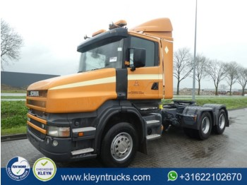 Scania T500 6x4 v8 manual ret. - vučno vozilo
